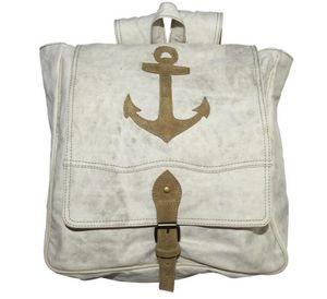 BYROOM - backpack, anchor beige - Rucksack