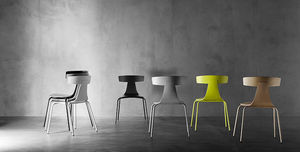 Plank - remo wood chair - Stuhl