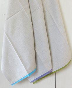 ITI  - Indian Textile Innovation - lace - Geschirrhandtuch
