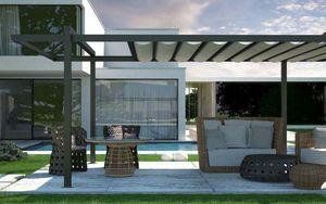FRAMA - sintesi shade - Terrassenüberdachung