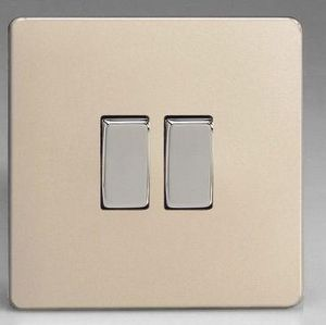 ALSO & CO - rocker switch - Doppel Schalter