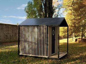 COPACABANON -  - Holz Gartenhaus