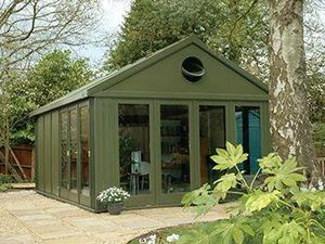 Home Office Garden Rooms -  - Sommerpavillon