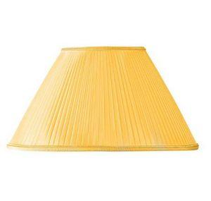 MON ABAT JOUR - - plissé forme victorienne - Konischer Lampenschirm