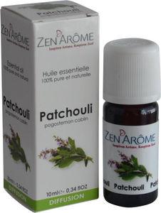 ZEN AROME - huile essentielle de patchouli - Ätherisches Öl