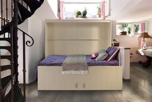 ARLITEC -  - Hochklappbares Bett
