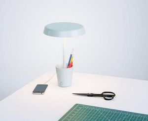 PAUL LOEBACH - -cup lamp - Led Stehlampe