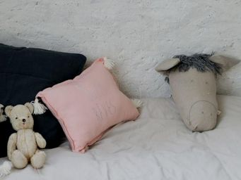 PETIT PICOTIN - jeanne le petit ane - Schlaftier/kuscheltier