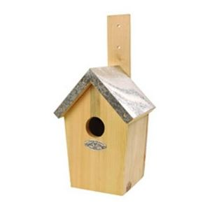Esschert Design - nichoir far west - Vogelhäuschen
