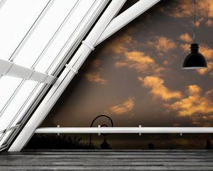 IN CREATION - ciel 2 - Panoramatapete