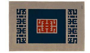 MAISON LELEU - khmer - Moderner Teppich