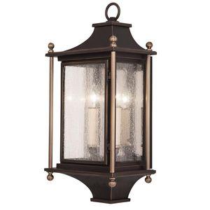 Fine Art Lamps -  - Garten Wandleuchte