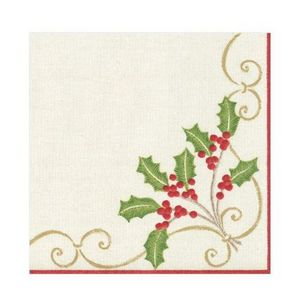 CASPARI - christmas - Weihnachts Papierserviette
