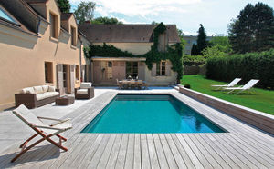 Piscines Desjoyaux -  - Traditioneller Swimmingpool