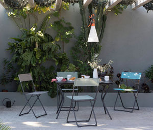 LAFUMA Mobilier - balcony batyline® iso lac - Garten Klappstuhl