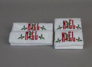 Noel - houx - Handtuch