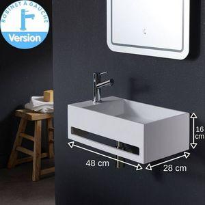 PLANETEBAIN.COM -  - Handwaschbecken