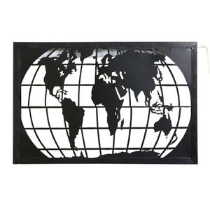 MAISONS DU MONDE - mappemonde 1419880 - Weltkarte