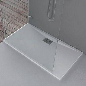 Grandform - aaaaaa - Eingebautes Duschbecken