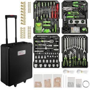 TECTAKE - boite à outils 1427890 - Werkzeugkasten