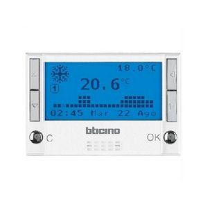 BTICINO -  - Programmierborer Thermostat