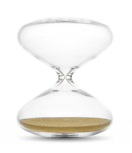 Marc Newson - hourglass - Sanduhr