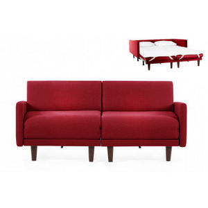 Likoolis - pacduo80l-filored - Schlafcouch