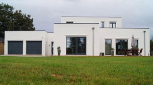 Honnet -  - Flachdachhaus