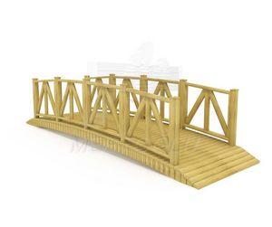 MERTOGLU -  - Garten Brücke