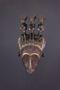 La Porte Dogon -  - Maske Aus Afrika