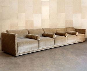 KELLY WEARSTLER - palladium - Sofa 5 Sitzer