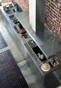 Tisettanta - e5 - Einbauküche