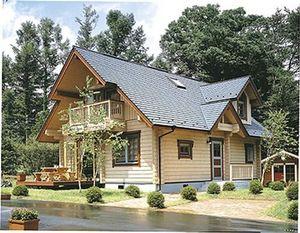 Honka -  - Geschossiges Haus