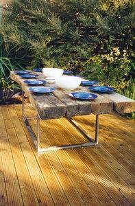 Integrated Metal Solutions -  - Gartentisch