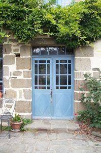Ateliers Pierre-Yves Lancelot - p19 a11 - Verglaste Eingangstür