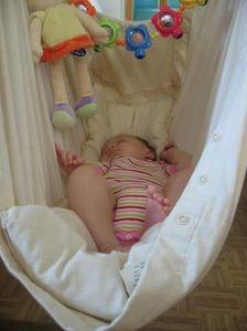 HAMAC.FR - baby yoyo - Babyhängematte