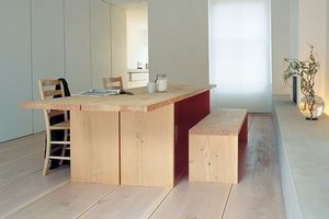 Dinesen - larges lames - Naturholzboden