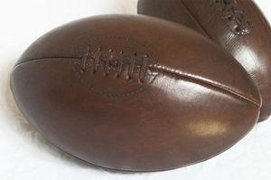 JOHN WOODBRIDGE - 4 panneaux - Rugbyball