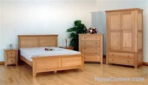 Nova Comex -  - Schlafzimmer