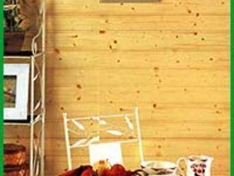 SOGEBOIS -  - Holzvertäfelung