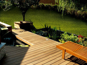 DURIEU - aquadecks - Holz Luftbefeuchter