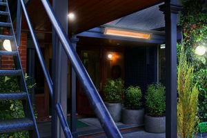 HOT CONCEPT - 4kw - Elektrische Terrassenheizung
