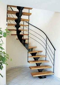 SPIRA -  - Viertelgewendelte Treppe