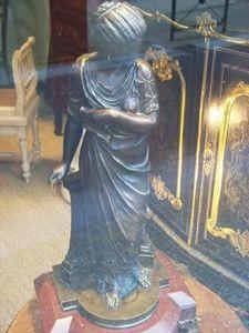 Antiquités Authier -  - Kleine Statue