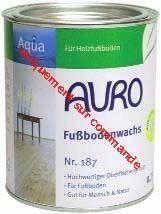 AURO -  - Wachs Für Holzfußboden
