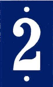 Codifa Diffusion -  - Hausnummerschild
