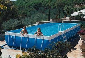 Laghetto - europegold - Pool Mit Stahlohrkasten
