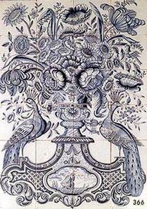 Piet Jonker -  - Keramikplatte