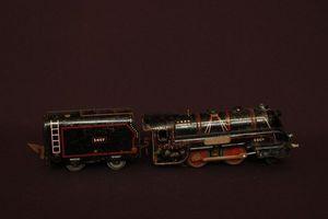 Décoantiq - train miniature 613730 - Eisenbahn In Kleinerem Format