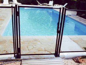 COMPAGNIE SPORTS ET LOISIRS - automatique - Swimmingpool Sicherheitstür